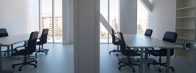 Alquiler Oficinas Zaragoza