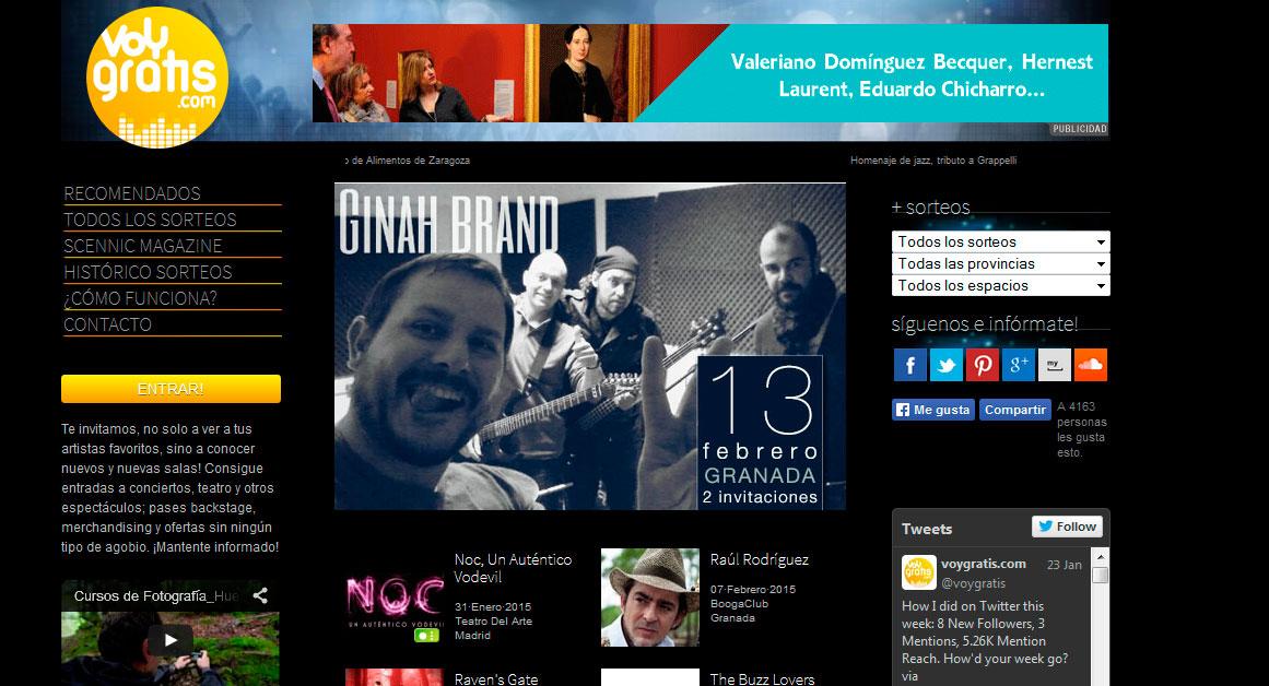 Proyecto Voygratis.com
