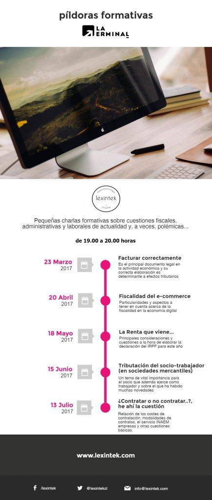 Tributación del socio-trabajador en las sociedades mercantiles @ La Terminal, en Sala Polivalente  | Zaragoza | Aragón | España