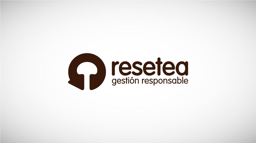 Logo de Resetea Gestión Responsable